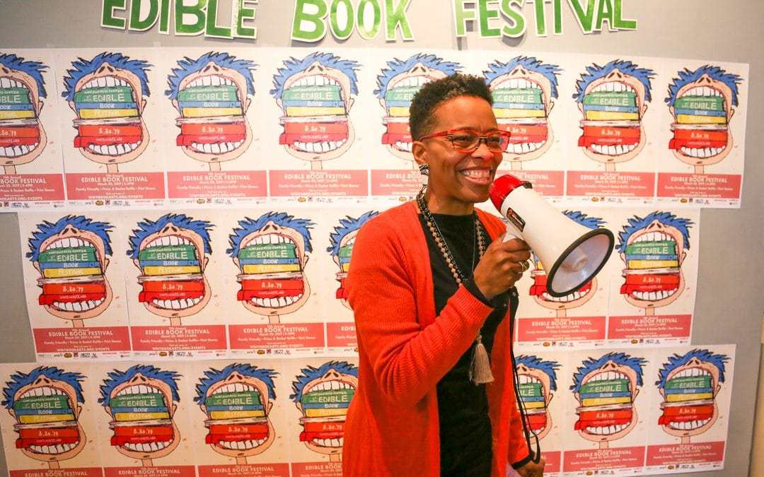 11th Annual Edible Book Festival