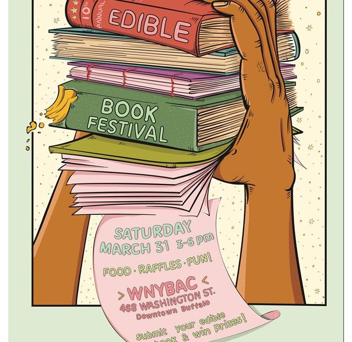10th Annual Edible Book Festival
