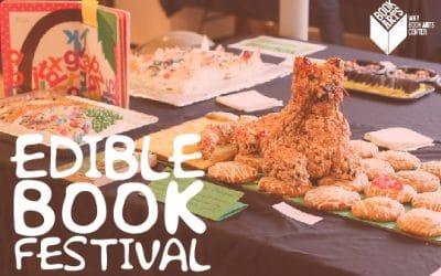 12th Annual Edible Book Festival