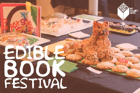 12th Annual Edible Book Festival
