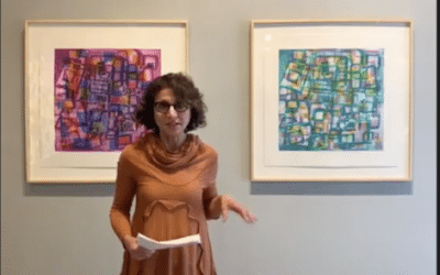 A Virtual Talk with artist Catherine Shuman Miler