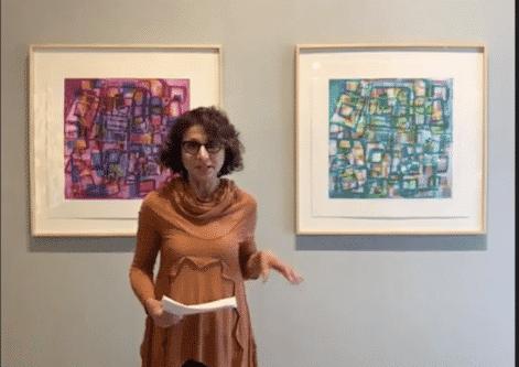 A Virtual Talk with artist Catherine Shuman Miler